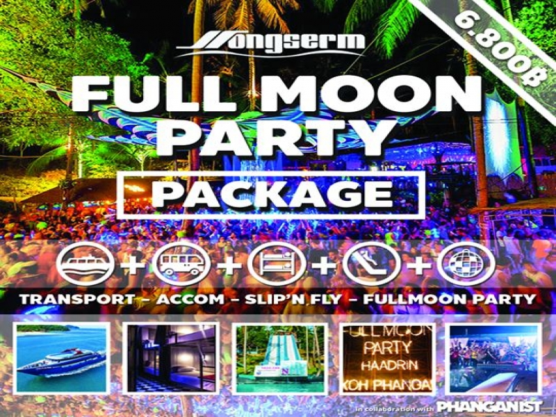 Fullmoon Packege